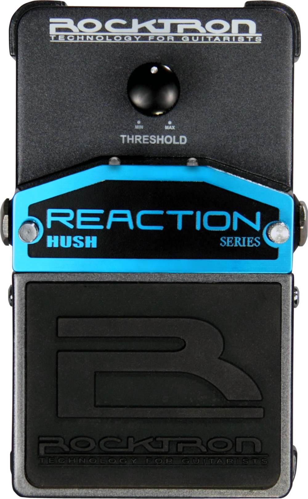 Rocktron Reaction HUSH Noise Reduction Guitar Effects Pedal by Rocktron
