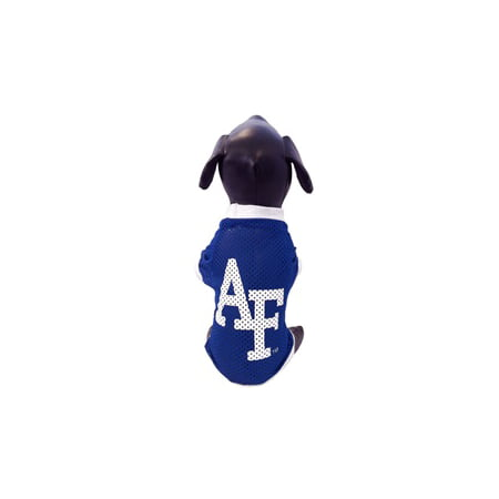 Air Force Falcons Athletic Mesh Dog Pet Jersey - Tiny to 2XL sizes