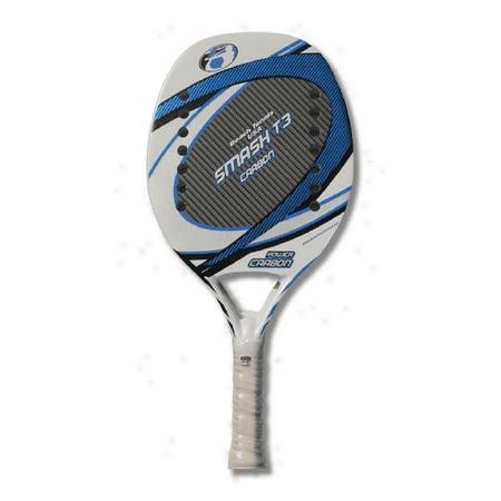 Beach Tennis USA Smash T3 Carbon Beach Tennis Paddle ()