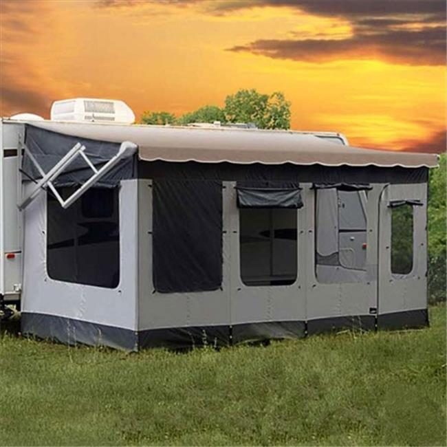 Carefree 291400 Vacation R Screen Room For 14 Ft. To 15 Ft. Awning