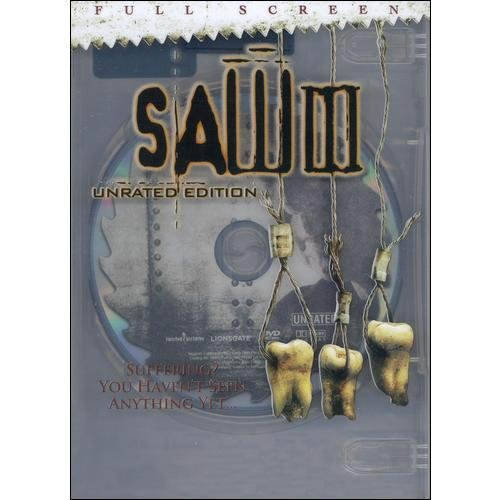 Saw III (Unrated) (Full Frame)
