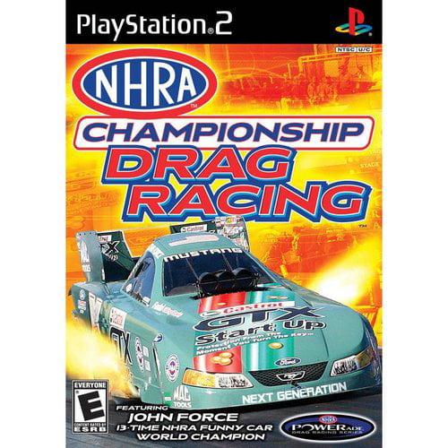 Championship Drag Racing [NHRA]