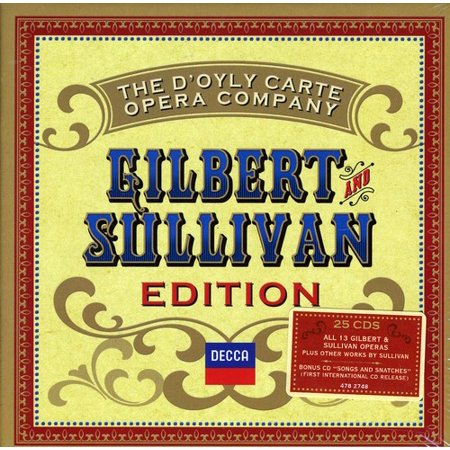 Gilbert & Sullivan Edition
