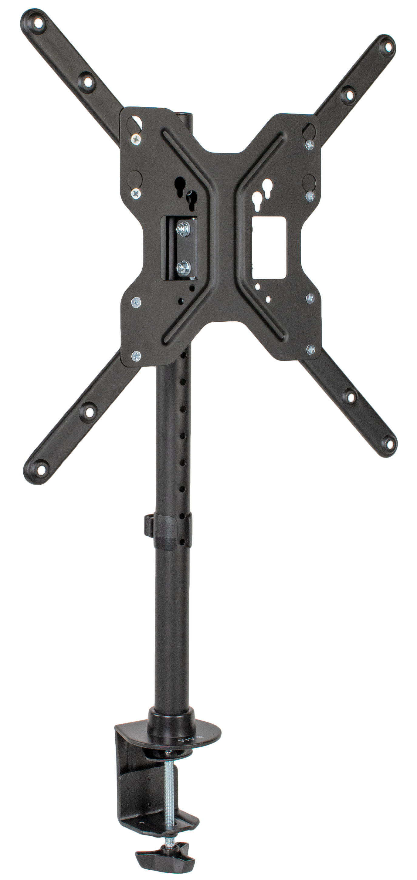 VIVO Black Ultra Wide Screen TV Desk Mount for Screens up to 55"