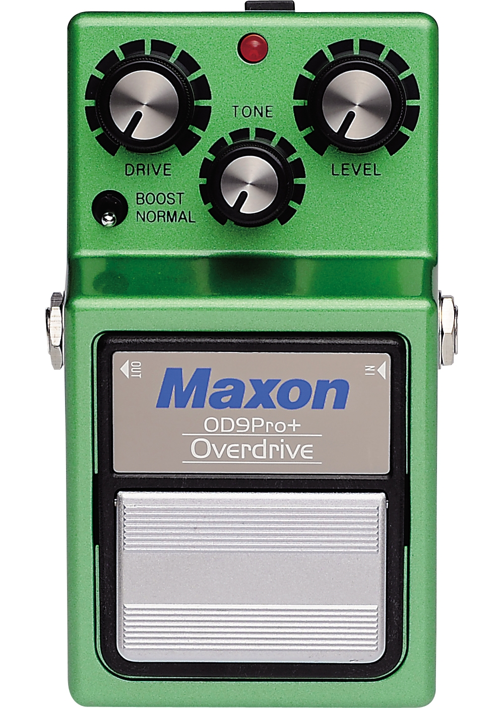 OD9 Pro Plus Overdrive Pedal by Maxon