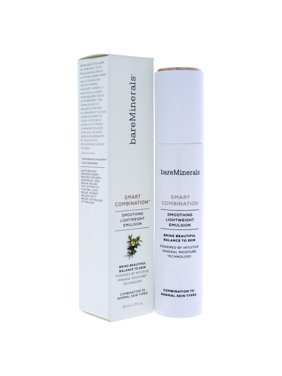 bareMinerals Smart Combination Smoothing Lightweight Emulsion, 1.7 Ounce