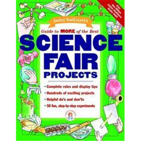 Olympia Sports 14498 Guide to MORE of the Best Science Fair Projects -