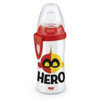 NUK Active Soft Spout Sippy Cup - Incredibles 2, Hero