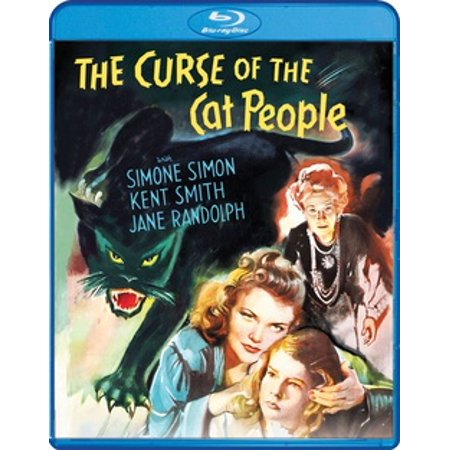 The Curse of the Cat People (Blu-ray) (Cat People Blu)