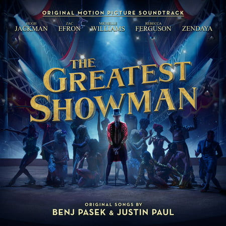 The Greatest Showman (Original Motion Picture Soundtrack) - The Halloween Tree Soundtrack