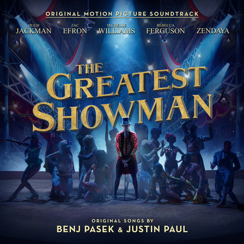 The Greatest Showman Original Motion Picture Soundtrack (CD)
