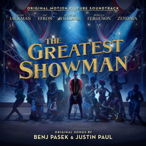 THE GREATEST SHOWMAN OFFICIAL ORIGINAL CINEMA MOVIE PRINT PREMIUM POSTER