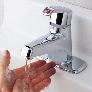 Insinkerator UW SS Warm Cold Faucet