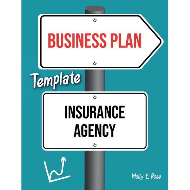 Business Plan Template Insurance Agency (Paperback ...
