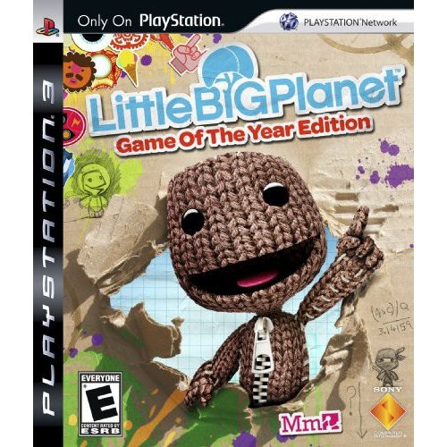 Little Big Planet: Game of the Year (PS3) 98208