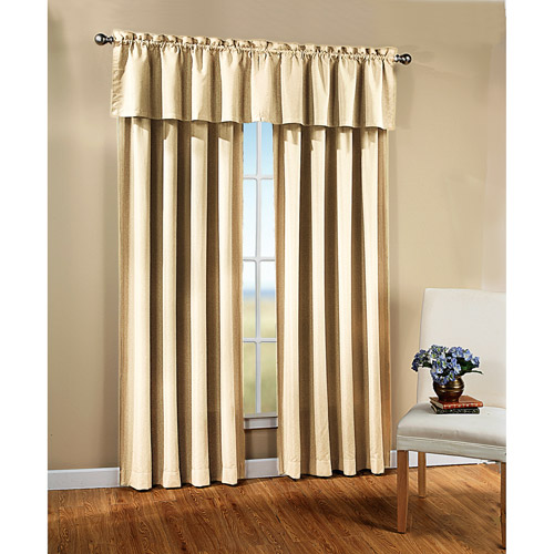 CHF Peach Skin Curtain Panel