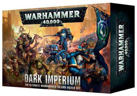Warhammer 40,000 Dark Imperium Miniatures Set by