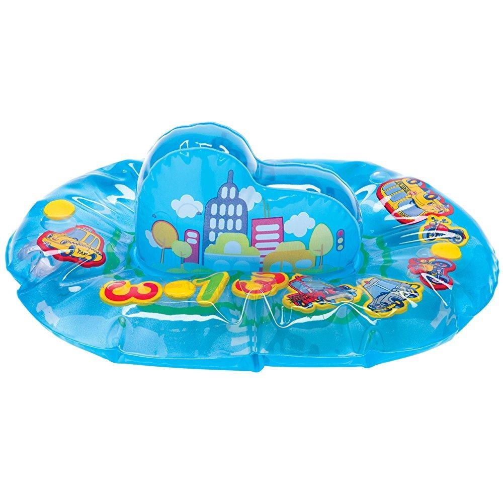 Munchkin Play N Pat Water Mat City Toy