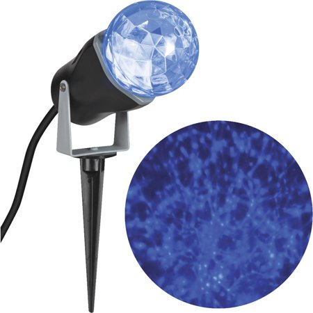 Lightshow Christmas Laser Kaleidoscope Lights, Icy