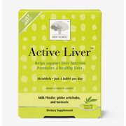 Best Liver Detoxes - New Nordic Inc Active Liver (30 Tablets) Review