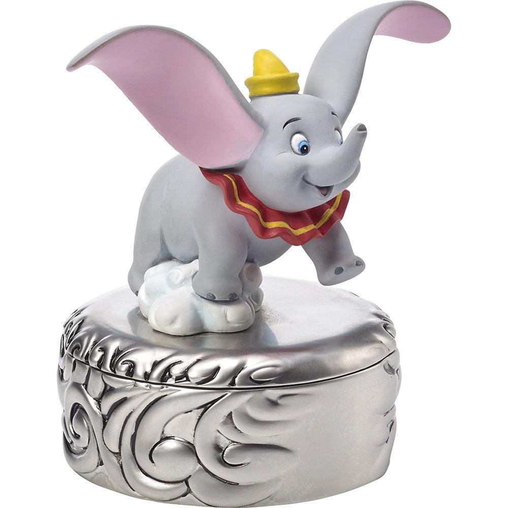 Precious Moments 171707 Disney Dumbo Trinket Box by Precious Moments