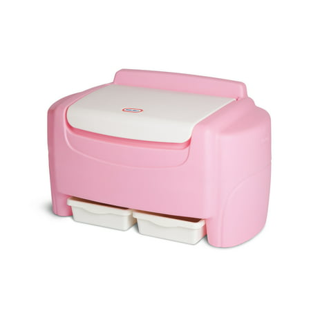 Little Tikes Pink Sort 'n Store Toy Chest