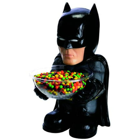 Batman Candy Bowl Halloween Decoration - Black Cat Blow Up Halloween Decoration