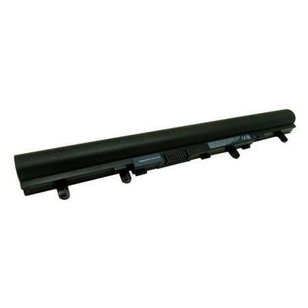 EBK New Laptop Battery for Acer Aspire V5 571P 6642 6657 6831 6835 6887 6888 571PG 9814 9661 KT00403012C2262E714B301 TZ41R1122 , 2600mah 4 Cell Replacement Notebook