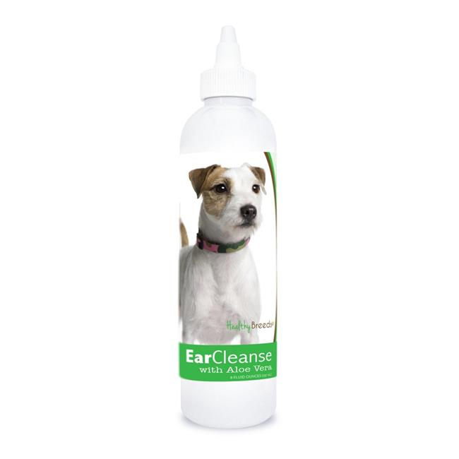 Healthy Breeds 840235112747 8 oz Parson Russell Terrier Ear Cleanse with Aloe Vera Cucumber Melon - image 1 of 1