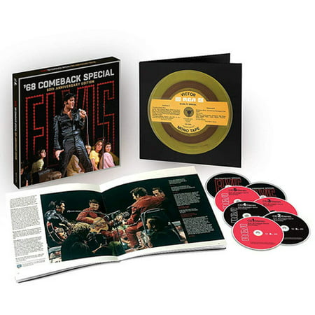 68 Comeback Special (50th Anniversary Edition) (CD) (Includes