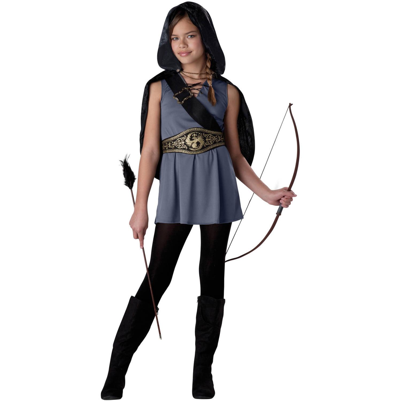 Woodland Huntress Teen Dress Up / Role Play Costume - Walmart.com