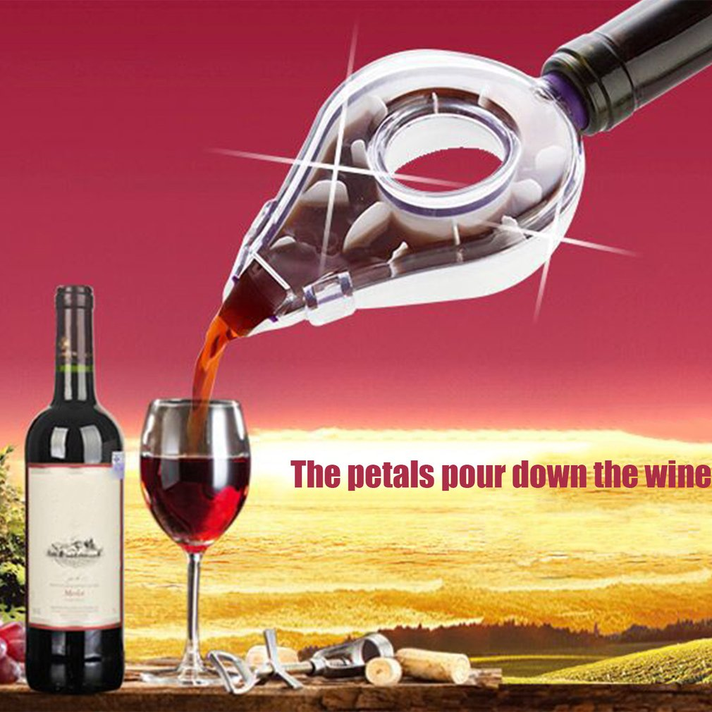 Wine Decanters Wine Pourer For Red Wine Pouring Tool Filter Wine Accessories