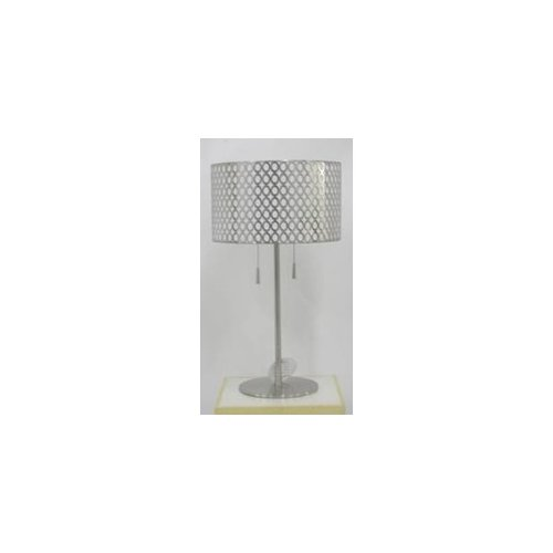 Lite Source Net Metal Shade for LS-21519/81519 in Polished Steel
