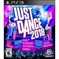 Just Dance 2018, Ubisoft, PlayStation 3, 887256032036