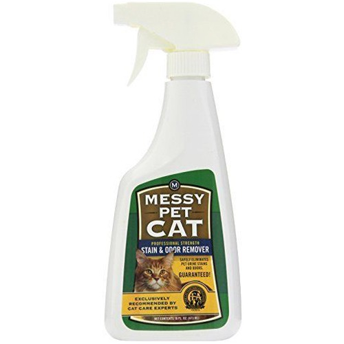 MESSY PET CAT Pet Stain/Odor Remover