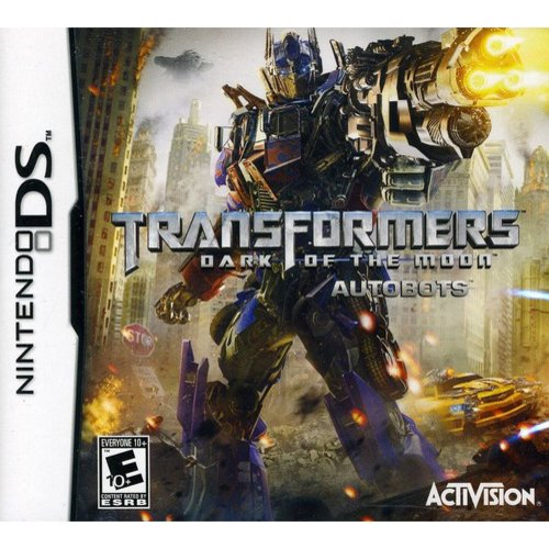 Transformers: Dark of the Moon (DS)