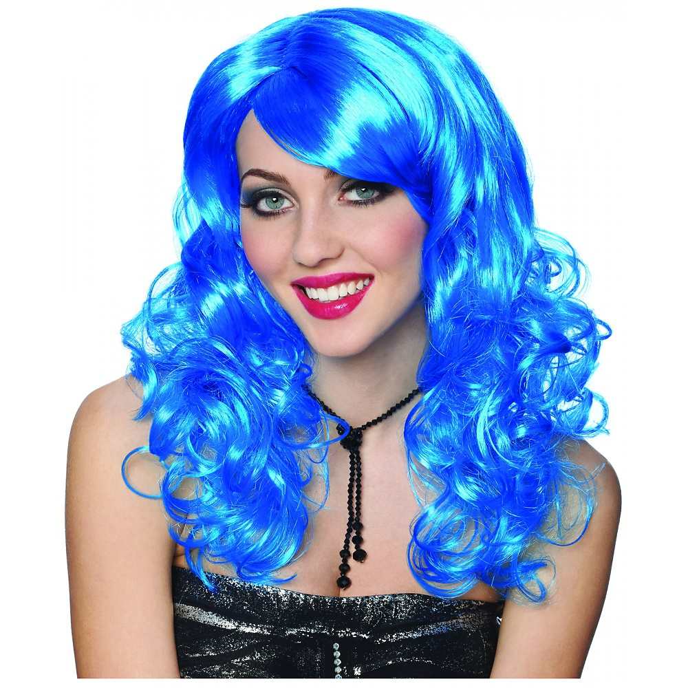 Lolita Wig Adult Costume Accessory Purple
