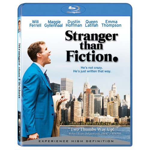 Stranger Than Fiction (Blu-ray) (Widescreen)