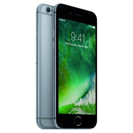 total wireless apple iphone 6s 32gb prepaid smartphone space gray. Black Bedroom Furniture Sets. Home Design Ideas