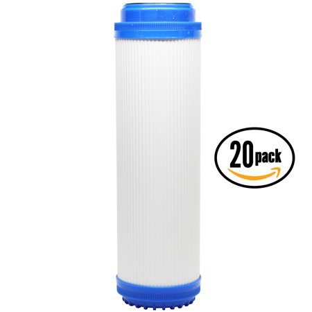 20 Pack Replacement AMI H H34XCE33R Granular Activated Carbon Filter