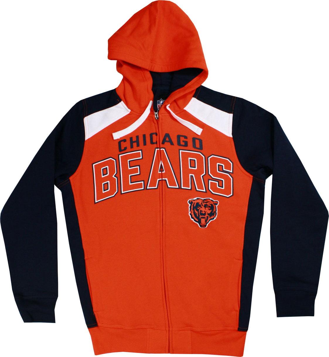 Chicago Bears Kickoff Full Zip Fleece Hoody