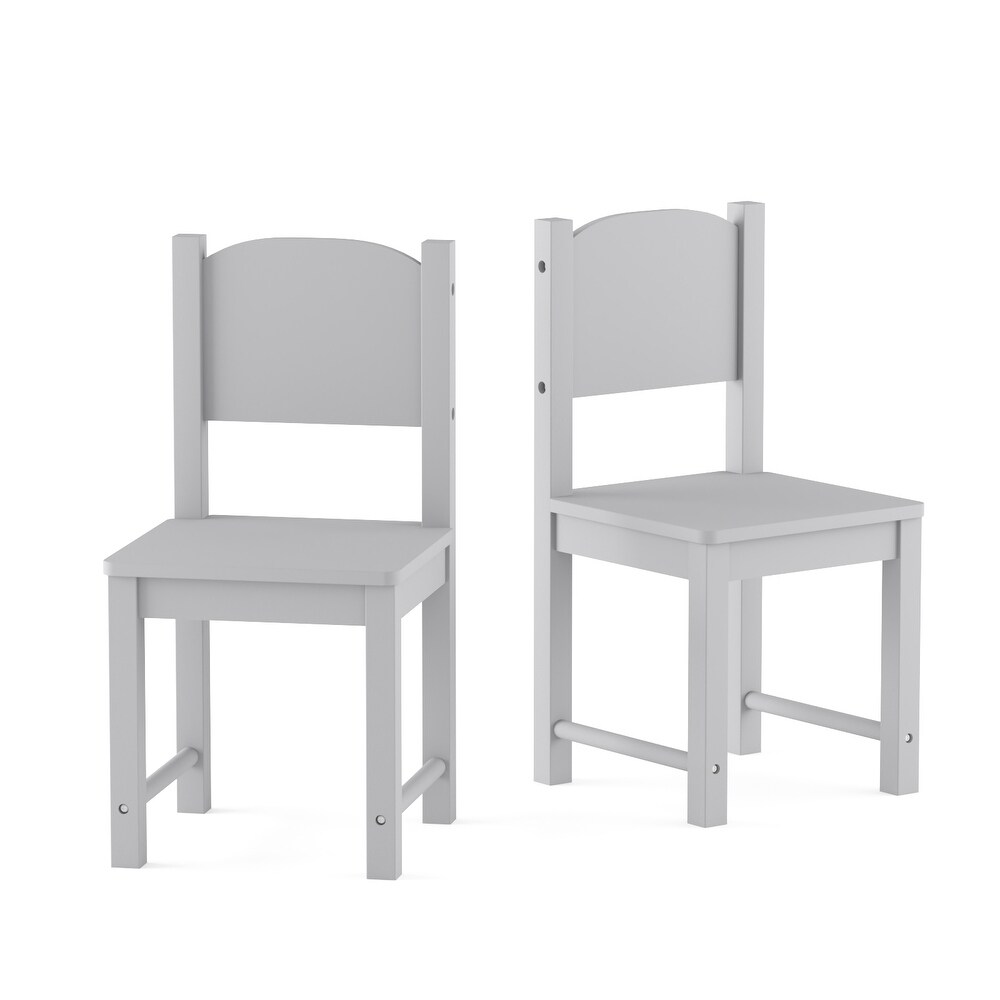white table and chairs kids