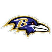 NFL Baltimore Ravens Window Film