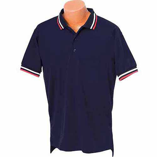 Pro Softball/Baseball Umpire Shirt, Navy, X-Large