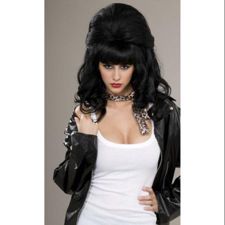 Rockabilly Costume (Rock-A-Billy Babe - Black Costume)
