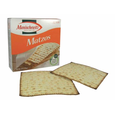 Communion-Matzo Unsalted Bread-Square (Pack of 10)