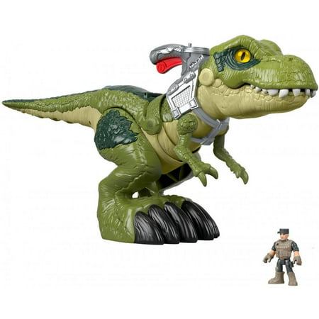 Imaginext Jurassic World Mega Mouth T-Rex