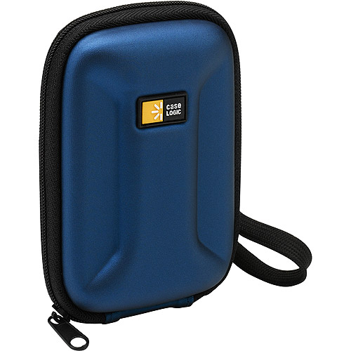 Case Logic MSEC2 Small EVA Digital Camera Case, Dark Blue