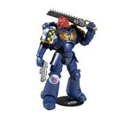 "McFarlane Toys Space Marine War Hammer 40k 7"" Figure"