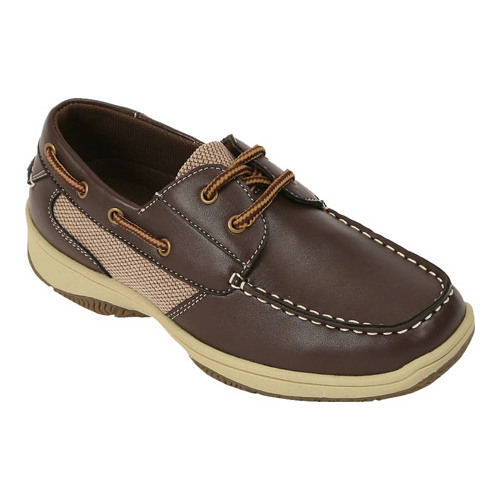 Boys' Deer Stags Jay Boat Shoe by China